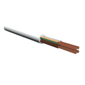 Flexible PVC cable